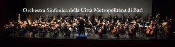 AValenzano concerto Orchesta Sinfonica Metropolitana di Bari