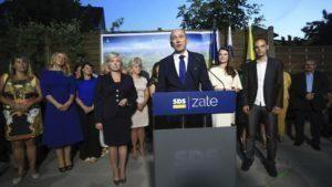 Elezioni in Slovenia, vincono conservatori anti-migranti