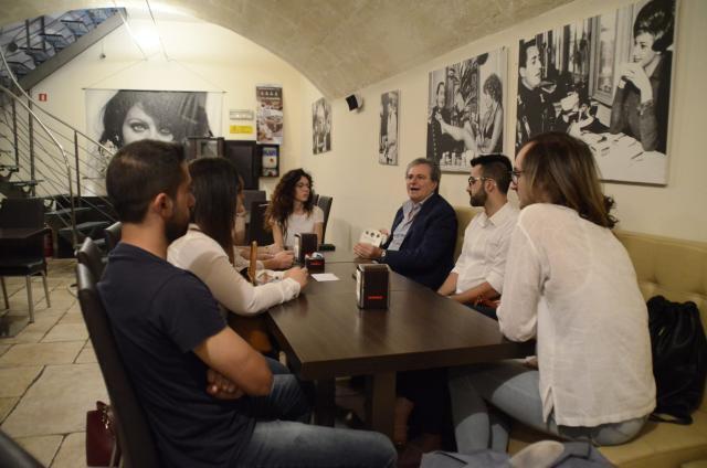 Massafra, Caffè Politico: incontro con le istituzioni