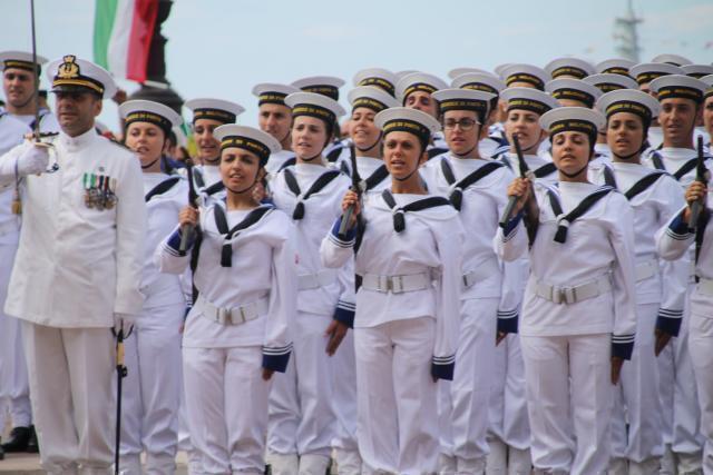 """Giuramento Solenne nella """"Giornata della Marina"""""""