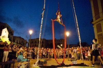 Rassegna di arte e cultura dei 5 continenti