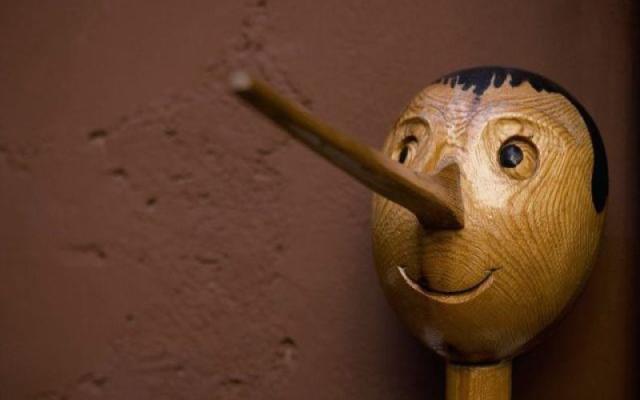 Le bugie fanno cambiare le espressioni facciali
