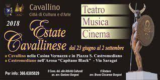 L'«Estate Cavallinese 2018»