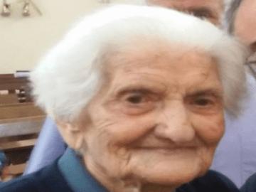 La nonna che ha vissuto la Grande Guerra