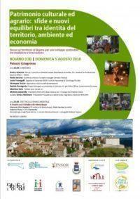 A Bojano focus sul territorio per uno sviluppo sostenibile