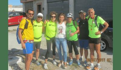 Corso Manfredi 303 il Team Frizzi e Lazzi Parte per la 100km