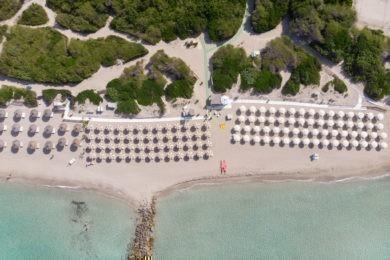 Lido Pineta nel Salento: ecoturismo e menu wellness in spiaggia