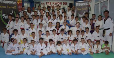 Trentesimo anno sociale del Taekwondo Massafra