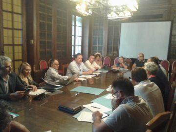 Aprire dialogo con i Comuni per la costituzione dei Biodistretto Aiaba