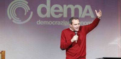 Il Movimento Comune Sentire confluisce in DEMA