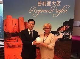 La Puglia a Pechino per attirare turisti cinesi