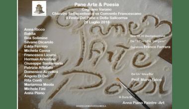 """A Cagnano Varano: """"Pane, Arte e Poesia"""""""