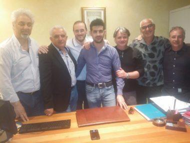 Giuseppe Preiti presidente Collegio Geometri di Vibo Valentia
