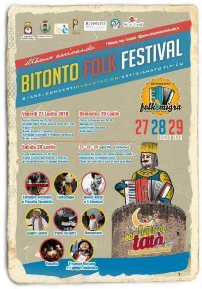 Ta.Tara.Tatà –Bitonto Folk Festival