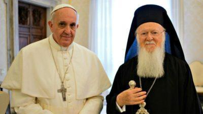 Il patriarca di Costantinopoli ringrazia per la giornata del 7 luglio