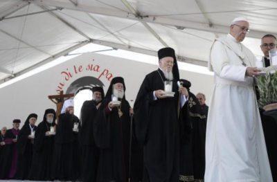 Cristiani uniti, solo per un Medio Oriente di pace ?