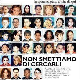 Persone scomparse. Aiutateci a ritrovarli o darne notizie