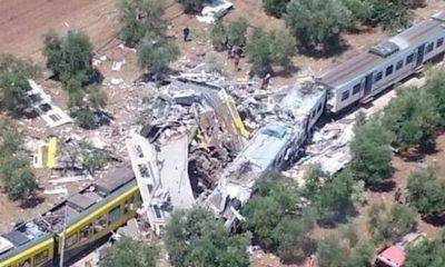 A due anni dal disastro ferroviario sulla Andria-Corato