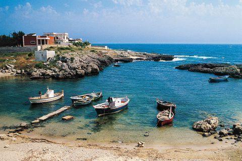 Puglia: la bellezza e l'arte di Santa Maria di Leuca