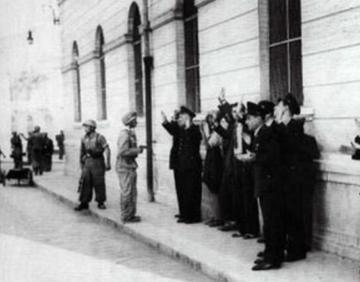 """28 luglio 1943, Bari è colpita dalla """" circolare """" Roatta"""