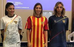 Il Lecce calcio si crea la label per la sponsorizzazione tecnica