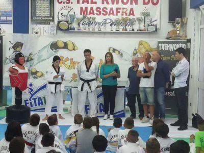 Csd Taekwondo Massafra realtà longeva e blasonata