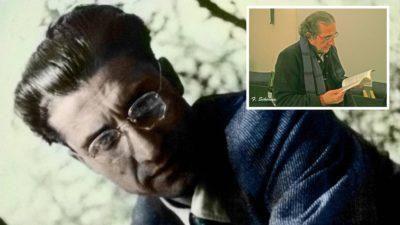 Pierfranco Bruni celebra Cesare Pavese a Brancaleone Calabro