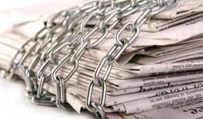 Libertà di stampa negata