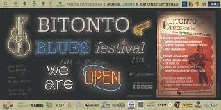Il Bitonto Blues Festival festeggia il6° anno con blues