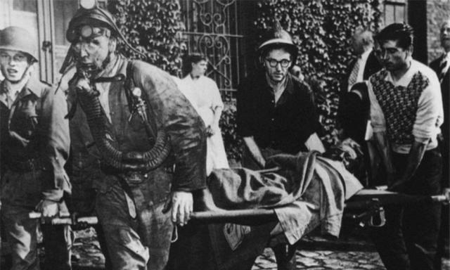 Tutto quello che accadde nella miniera di carbone di Marcinelle