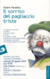 Cesare Paradiso presenta 'Il sorriso del pagliaccio triste'