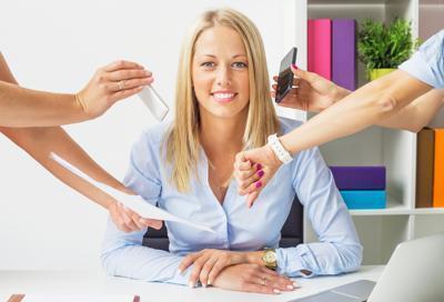 Stress da rientro al lavoro? Ecco i consigli di EasyHunters