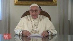 Videomessaggio del Papa per il Viaggio Apostolico in Irlanda