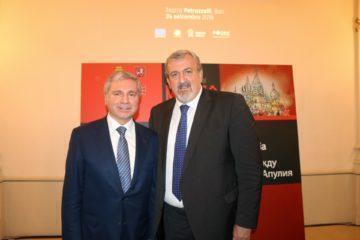 2018-09-24 vertice bilaterale tra le delegazioni pugliese e del governo di mosca – 00005