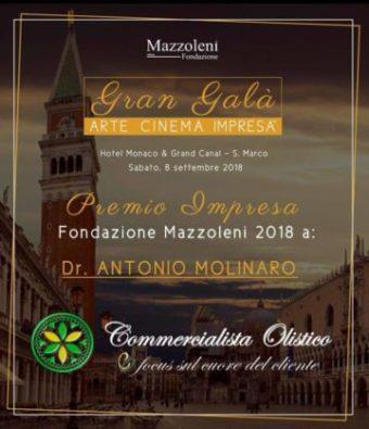Un gala per esaltare il made in Italy