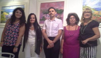 Arte e Letteratura a Bari con Rosa Marigliano e  Antonietta Benagiano