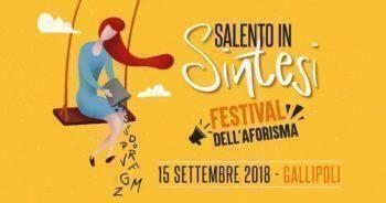 "Festival dell'aforisma ""Salento in Sintesi"""
