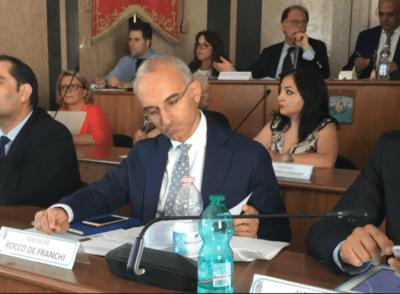 Emiliano nomina De Franchi suo consigliere per la tutela dell'ambiente