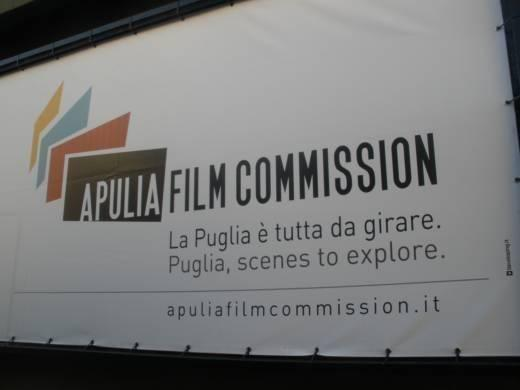 Attività di Apulia Film Commission, interrogazione di Liviano