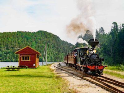 Turismo ferroviario con carrozze d'epoca