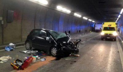 Incidente stradale in Svizzera, morto italiano investito