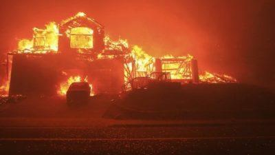 "Inferno California, Gerard Butler: ""E' straziante"".Video"