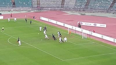 Il Bari sul finale abbatte il bunker della Palmese: 1-0