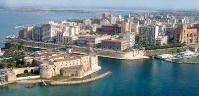 Taranto candidata per i giochi del mediterraneo 2025