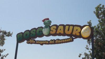 I dinosauri  nel centro storico di Altamura