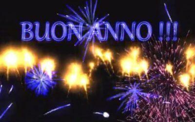 Buon anno a tutti i lettori di Il Corriere di Puglia e Lucania