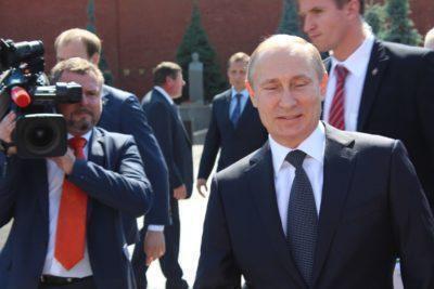 Visita Ufficiale Presidente della Federazione Russa. Video