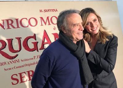 """Montesano: """"Dopo 40 anni torno 'Rugantino' per amore di Roma"""""""