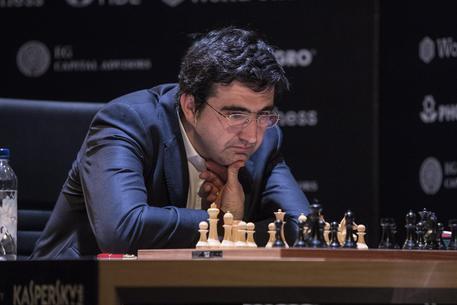 Si ritira campione di scacchi Kramnik