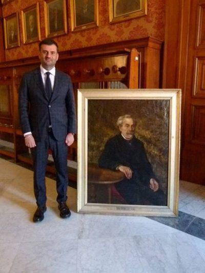 Orgoglio della musica italiana Nicola De Giosa di Bari